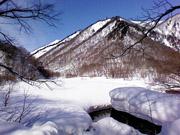 001湯桧曽川の河原