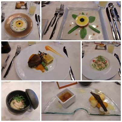 平成27年(2015年)6月13日 利香結婚式 料理