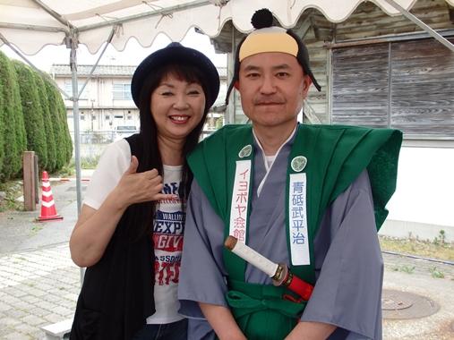 20150504-09館長さんとカズミン