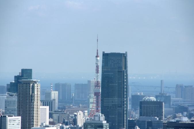 DSC08078都庁の上東京タワー