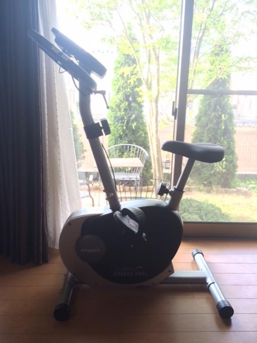 エアロバイク1