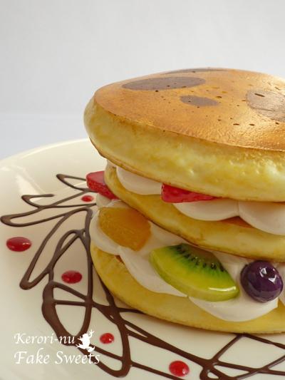 こんがりパンケーキ2
