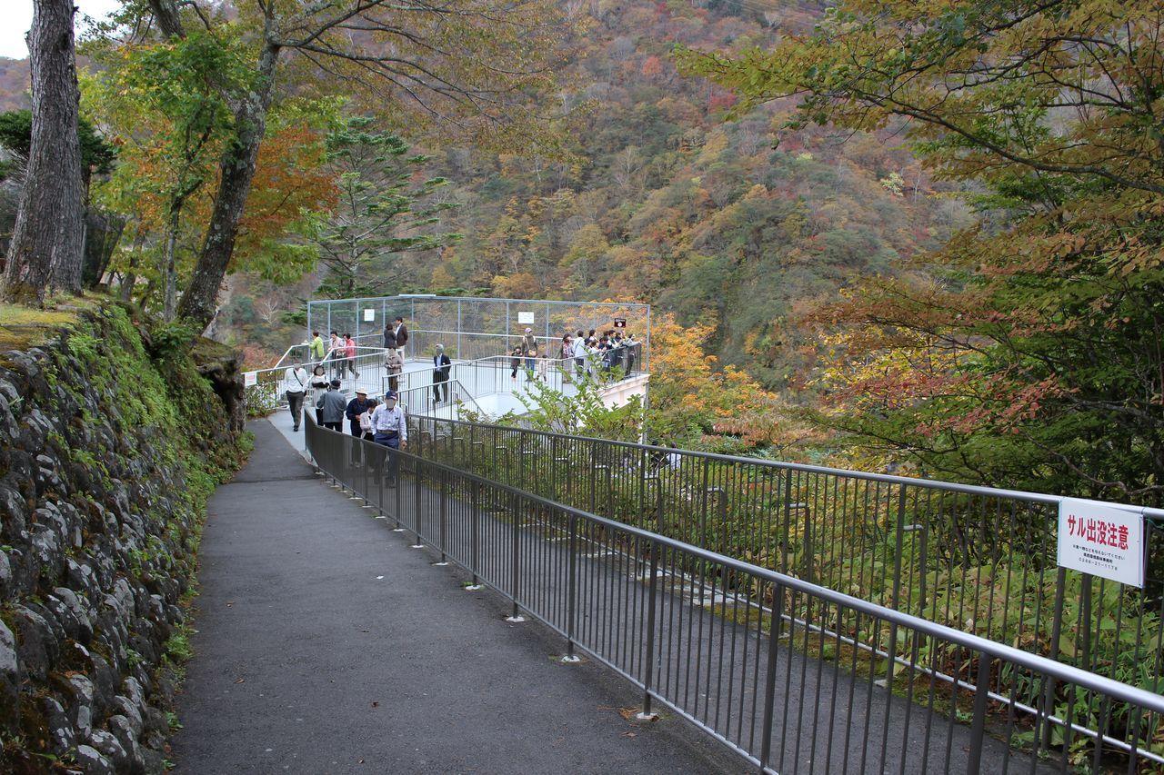 華厳の滝-7