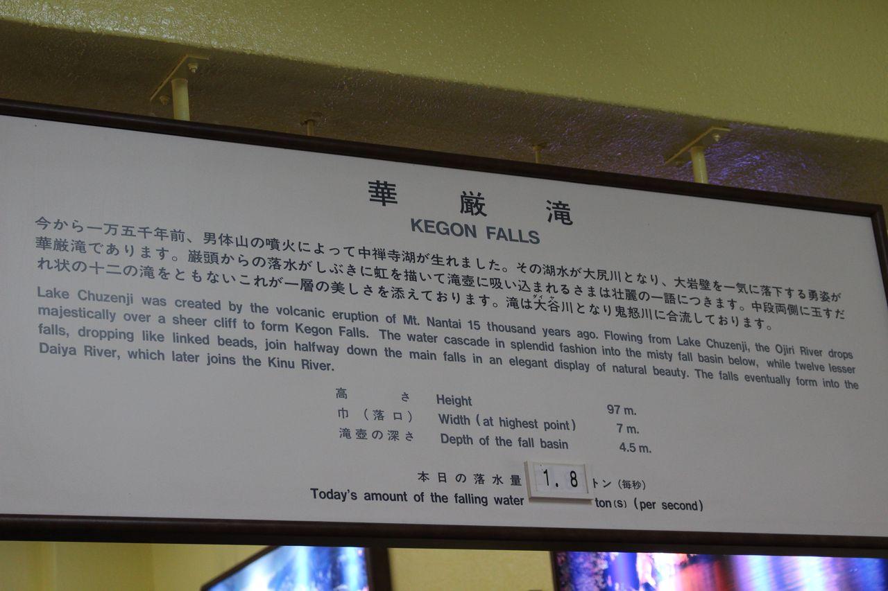華厳の滝-11