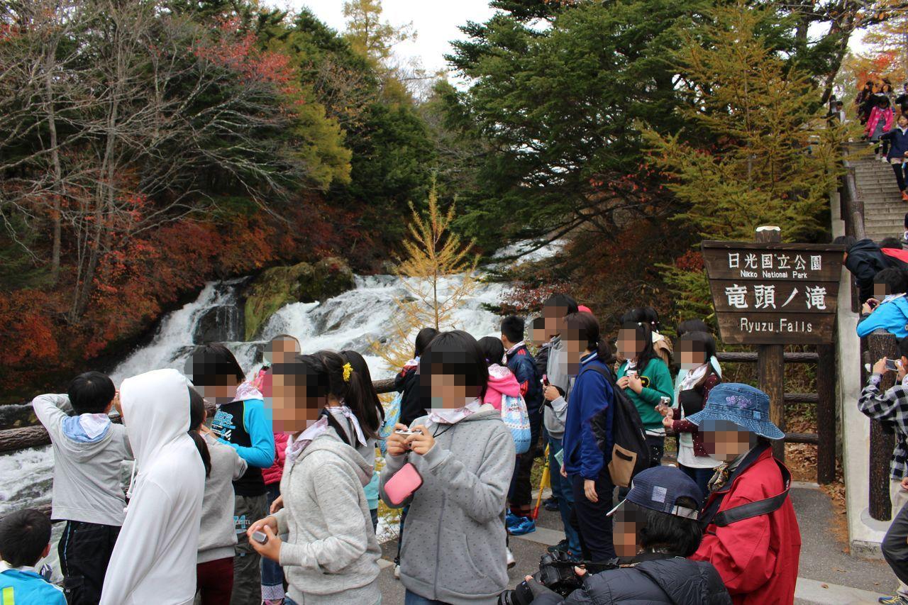 竜頭の滝-7