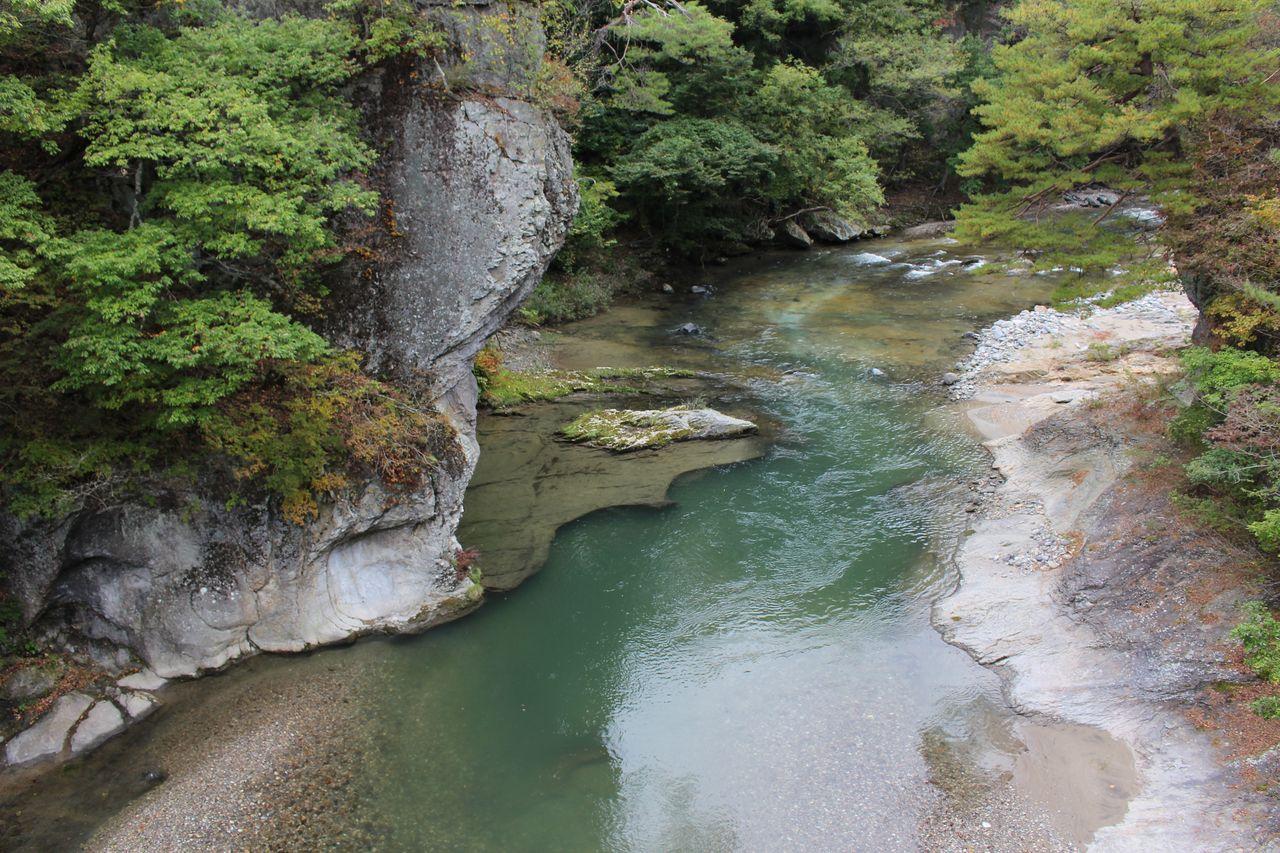 吹割の滝-9