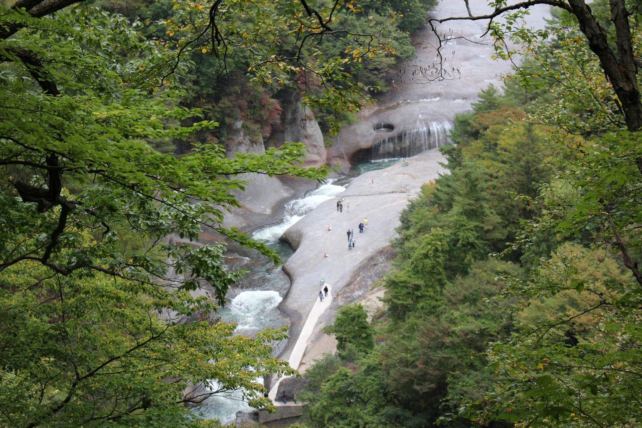 吹割の滝-21