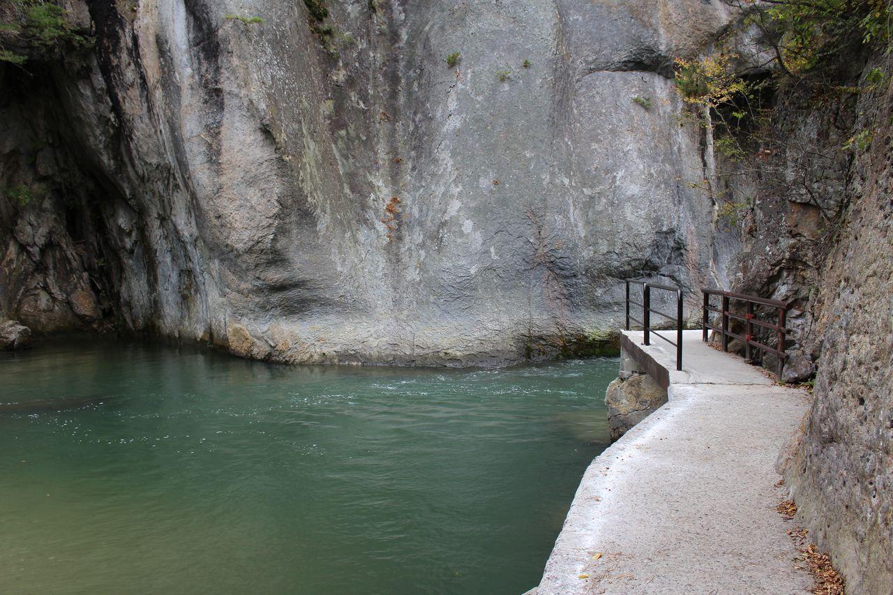吹割の滝-33
