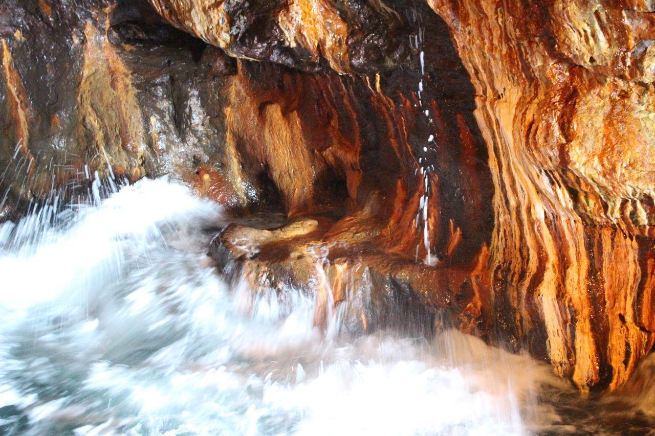 三段壁洞窟-13