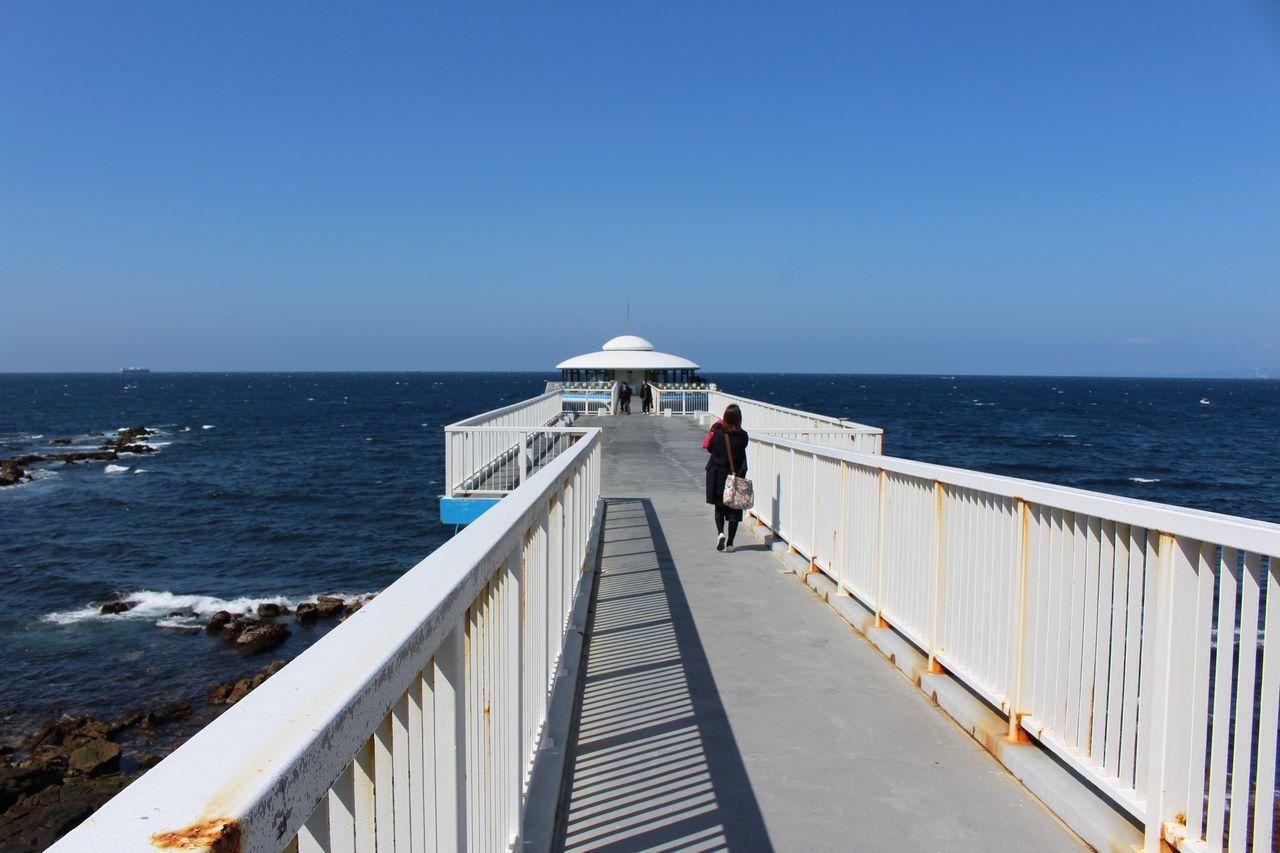 白浜海中展望塔-2