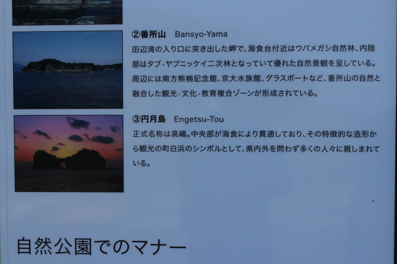 円月島-2