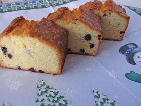 1月23日 パウンドケーキ