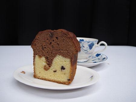2月3日 パウンドケーキ