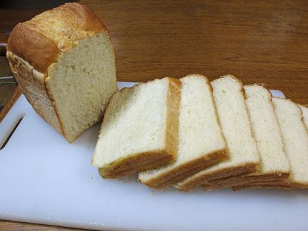 2月22日食パン