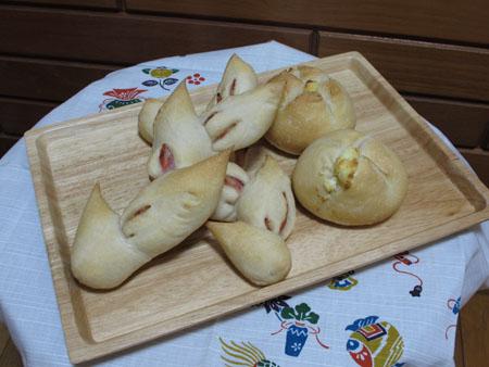 4月2日のソフトフランスパン