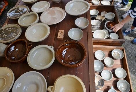 益子陶器市2015