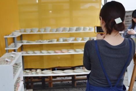 益子陶器市 2015