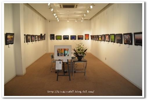 第七回NHK文化センター写真教室写真展
