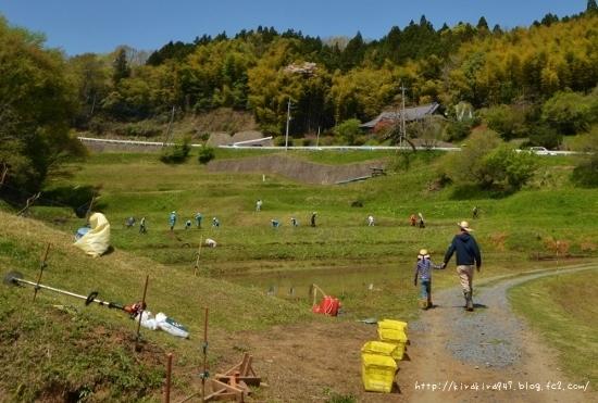栃木の棚田