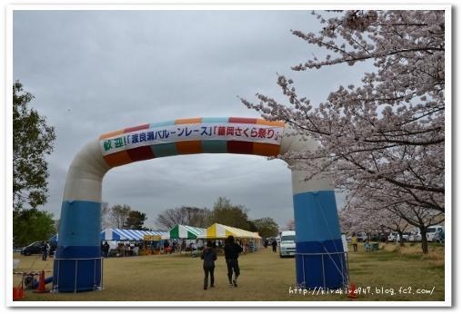 渡良瀬バルーンレース2015