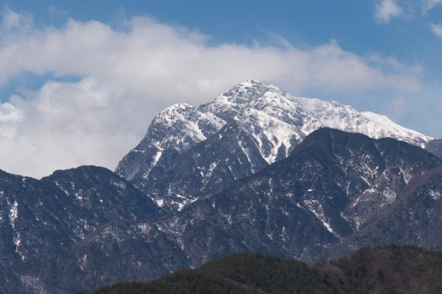 甲斐駒ヶ岳-2