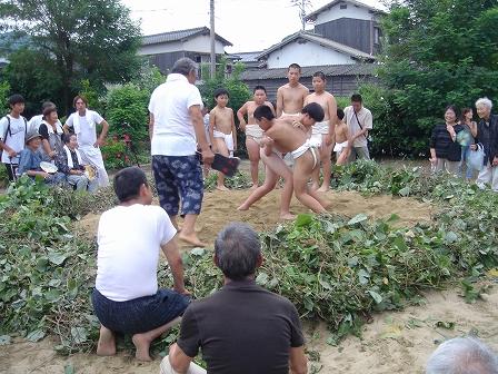 西浦浜盆行事 (10)