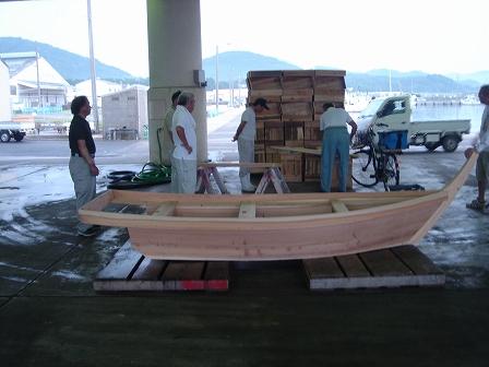 西浦浜盆行事(12)