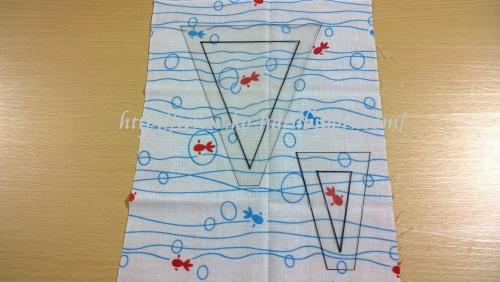 20150816四角衣の型紙