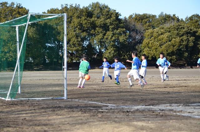 練習試合20150118
