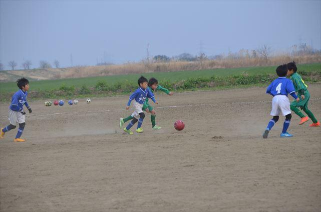 練習試合20150315