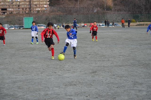 練習試合2015.01.11