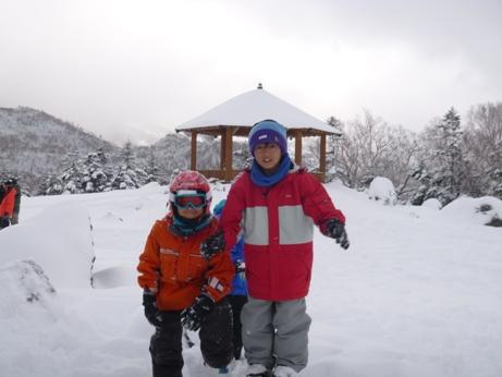 スキー20141229