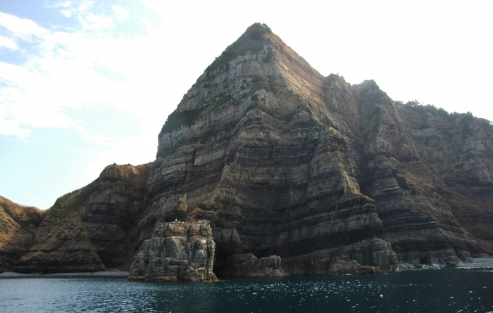 鹿島断崖 1