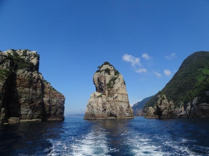 鹿島断崖 4
