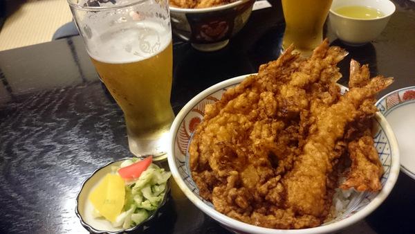 浅草天丼2015