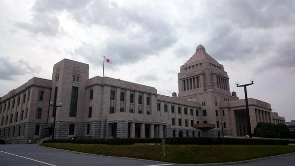 国会議事堂2015