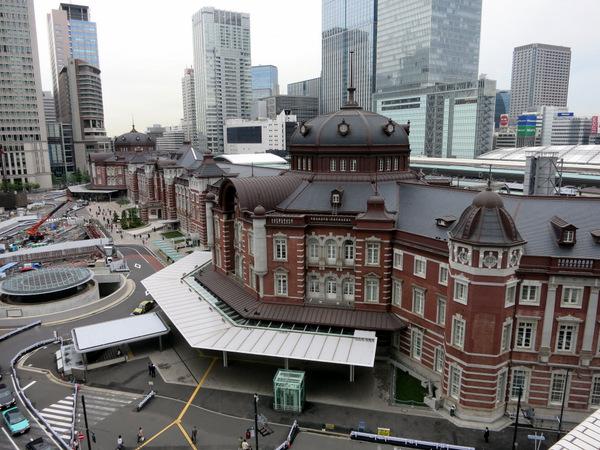 東京駅2015