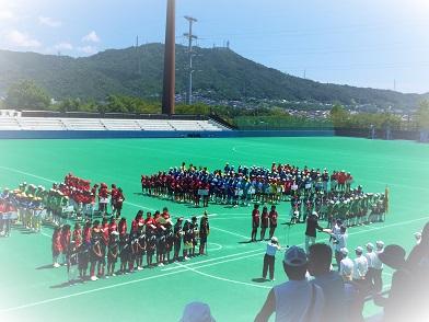 第21回フットベースボール全国広島大会 (2)