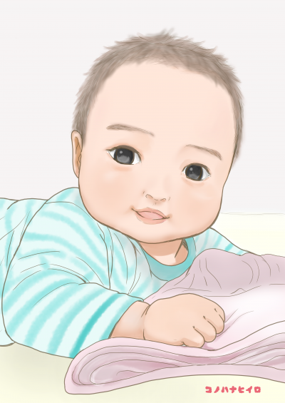 赤ちゃんイラストガウス+のコピー_convert_20150424071132