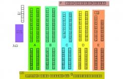 AKG8配置図
