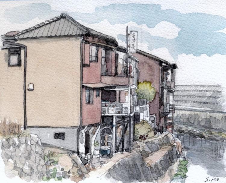 八幡市橋本付近 (750x607)