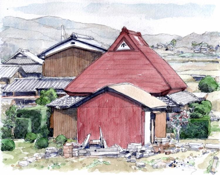 加茂町の民家3号 (750x597)