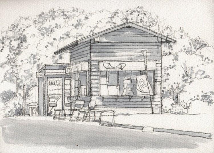 鶴見緑地の売店 グリザイユ (750x536)