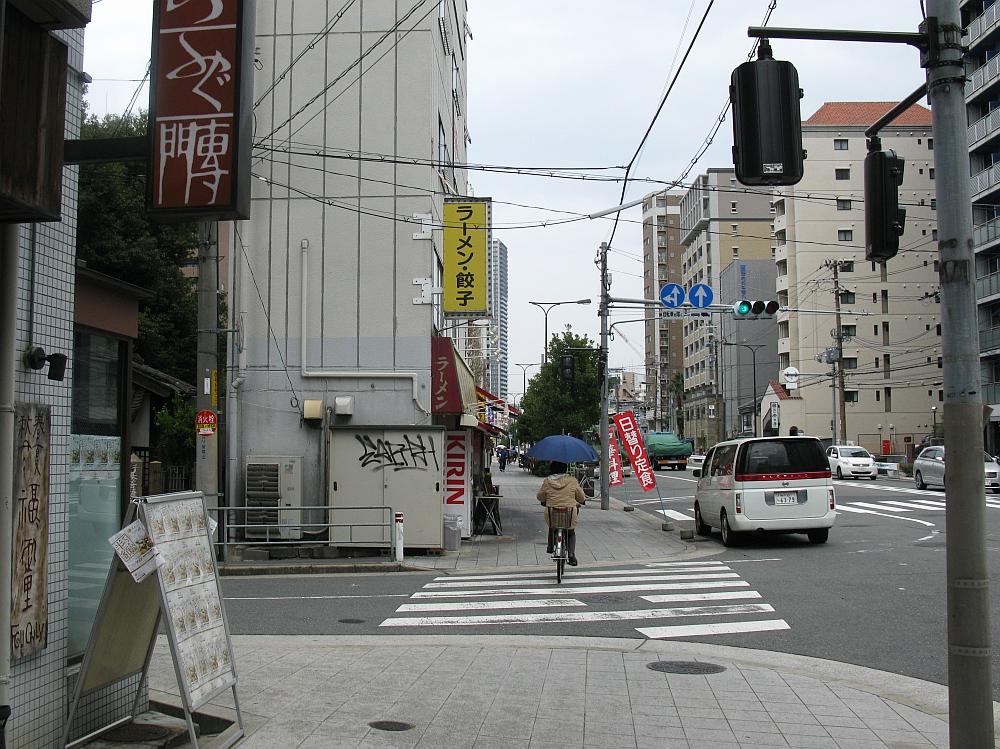 2012_10_31大阪中津:中華食堂福家飯店 (2)