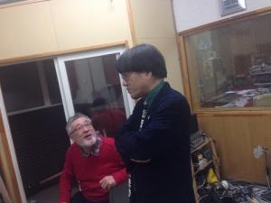 レコーディング青木ジャンボ