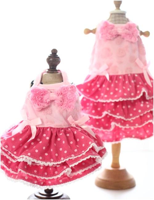 ピンクドット服