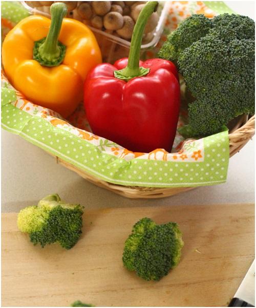 トッピング野菜