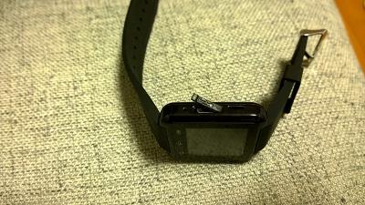 USBポートのふた
