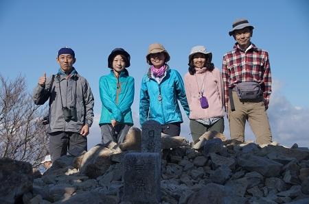20141122大台ヶ原山5