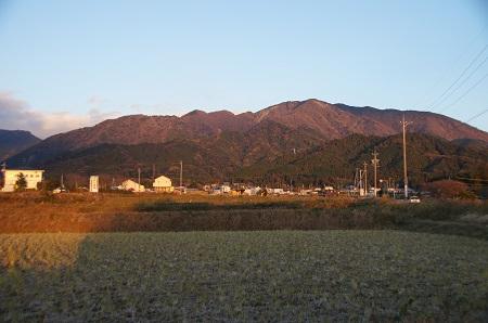 20141206入道・仙ヶ岳1